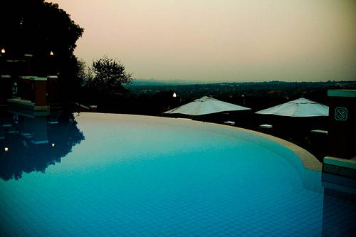 Westcliff pool deck